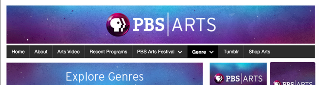 PBS Arts Refresh